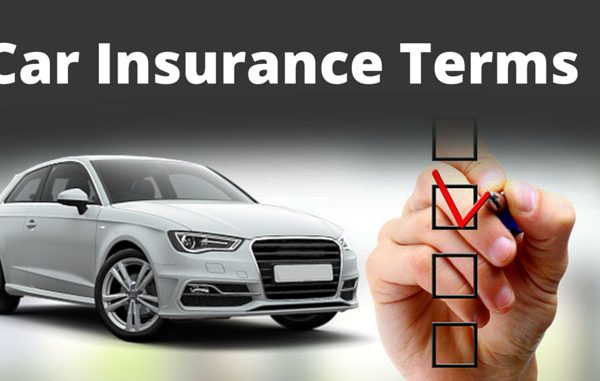 A Guide to Car Insurance Terms